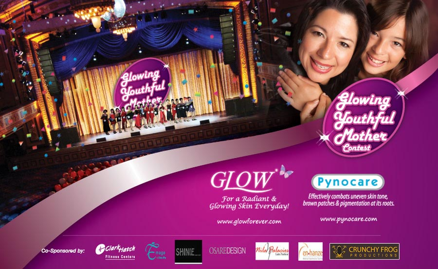 Glowing Youthful Mother Contest 2011
